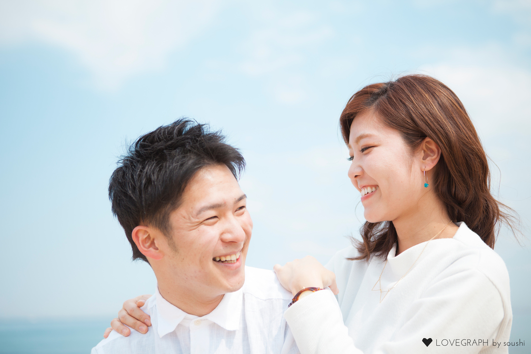 Kouhei × Mika | カップルフォト