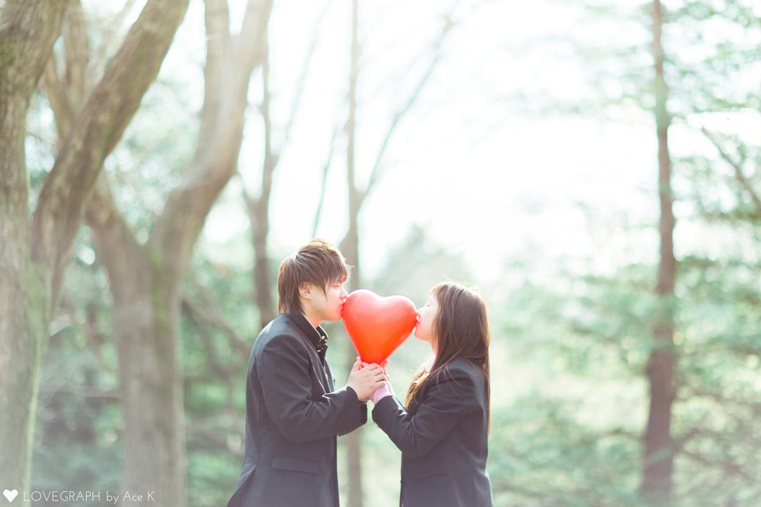 Natsuki × Ryosuke | カップルフォト