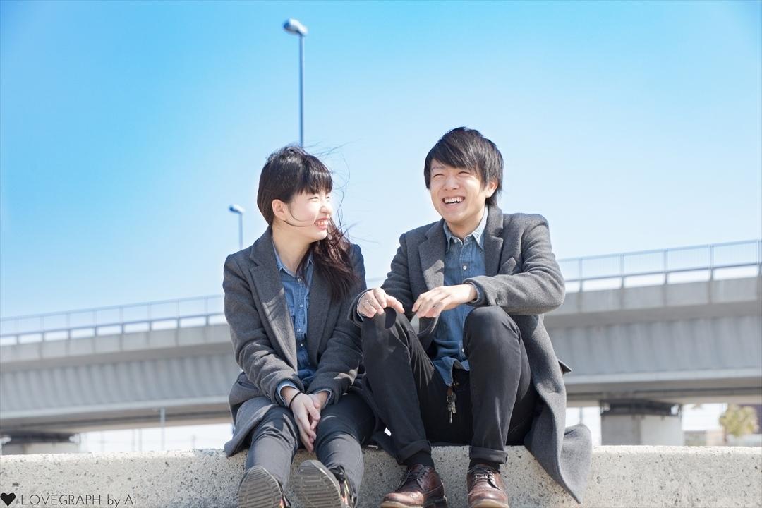 Makoto × Yusuke | カップルフォト