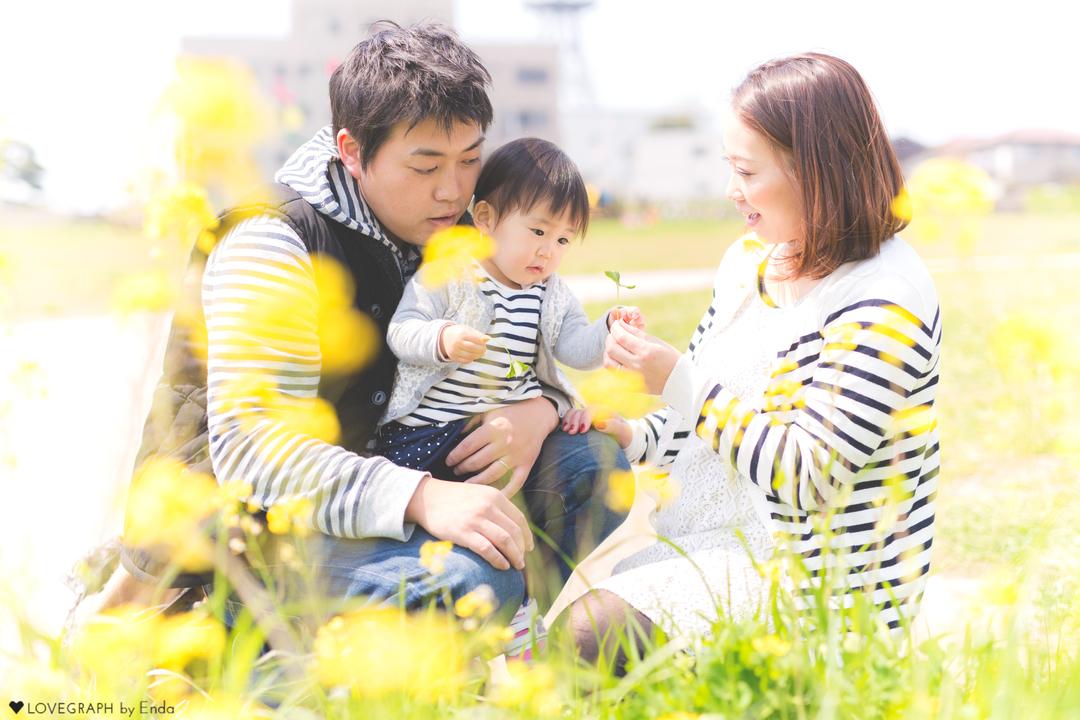 Tomoe × Kiyoto | 家族写真(ファミリーフォト)