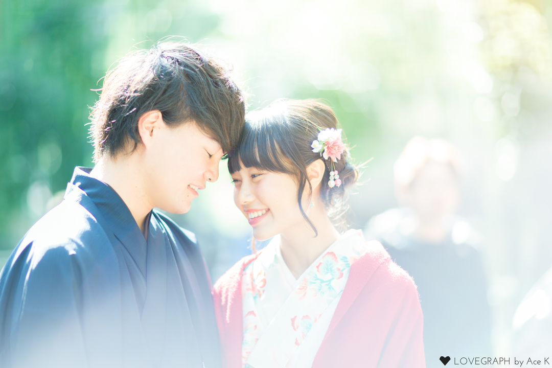 Miki × Yu | カップルフォト