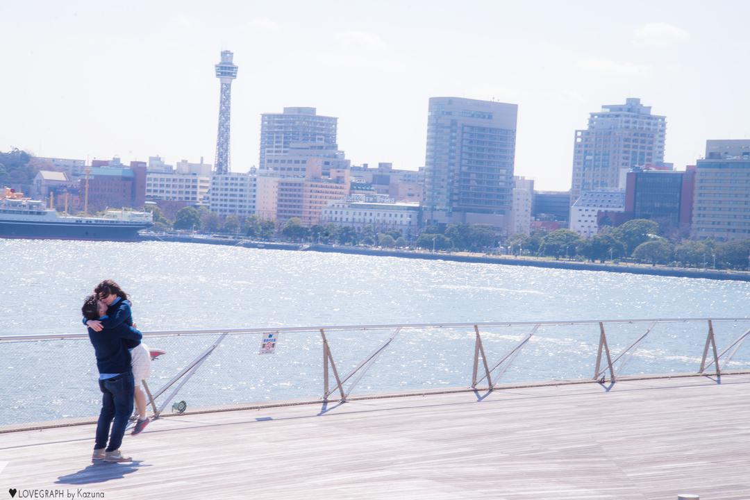 Minami × Tomoyasu | カップルフォト