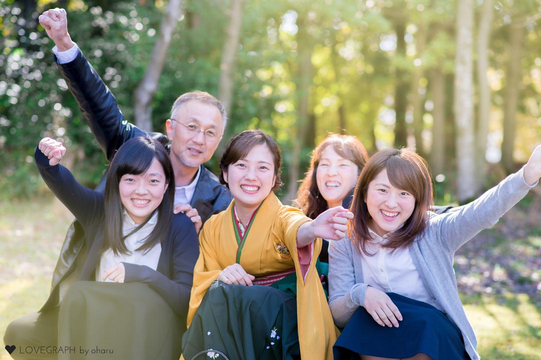 Yumeno × Nobuhito | 家族写真(ファミリーフォト)