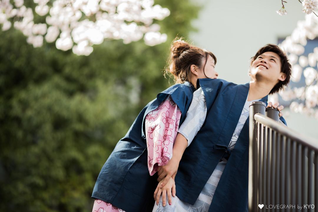 Yuna × Takane | カップルフォト