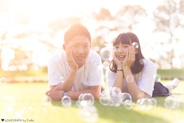 Mei × Kyonosuke | カップルフォト