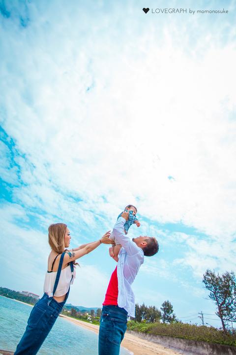 Ryuugo × Nagisa | 家族写真(ファミリーフォト)