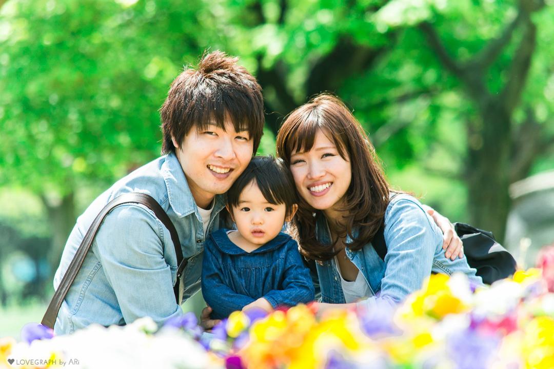 Hiromi × Kazuhiro | 家族写真(ファミリーフォト)