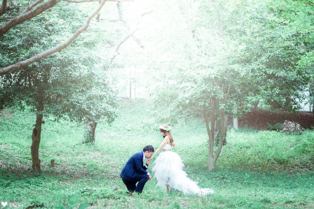 Yuko × Takayoshi | 夫婦フォト