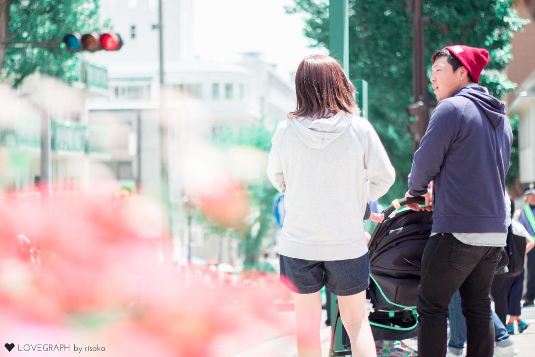 Maki × Yuuki | 家族写真(ファミリーフォト)