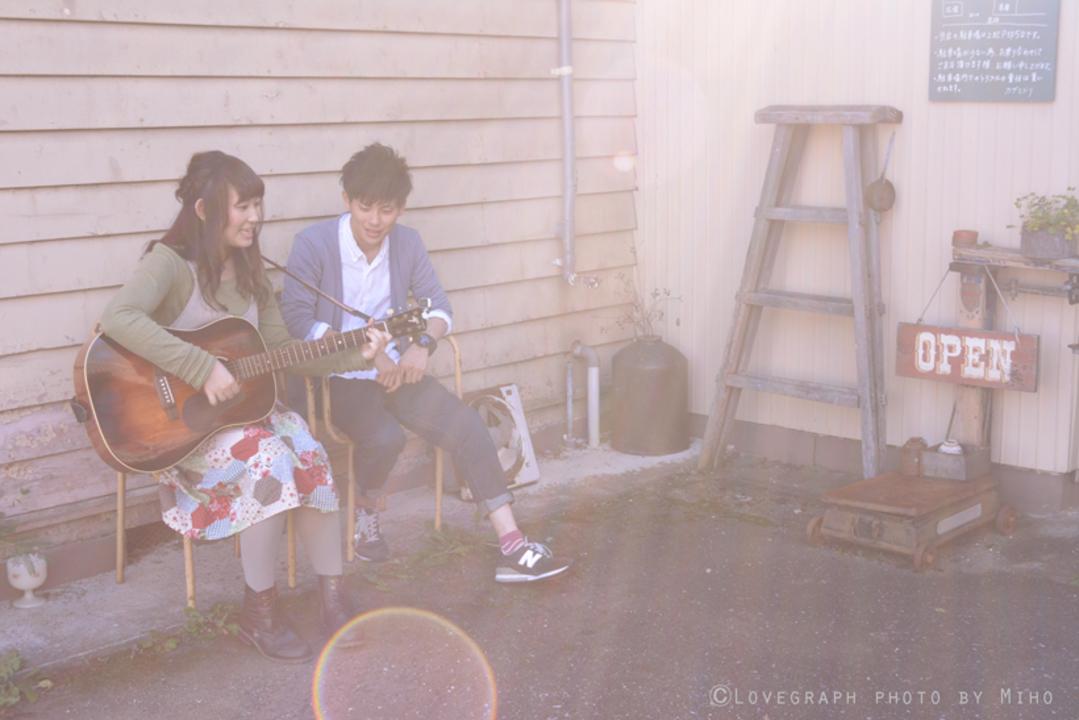 Chiharu × Mana | カップルフォト