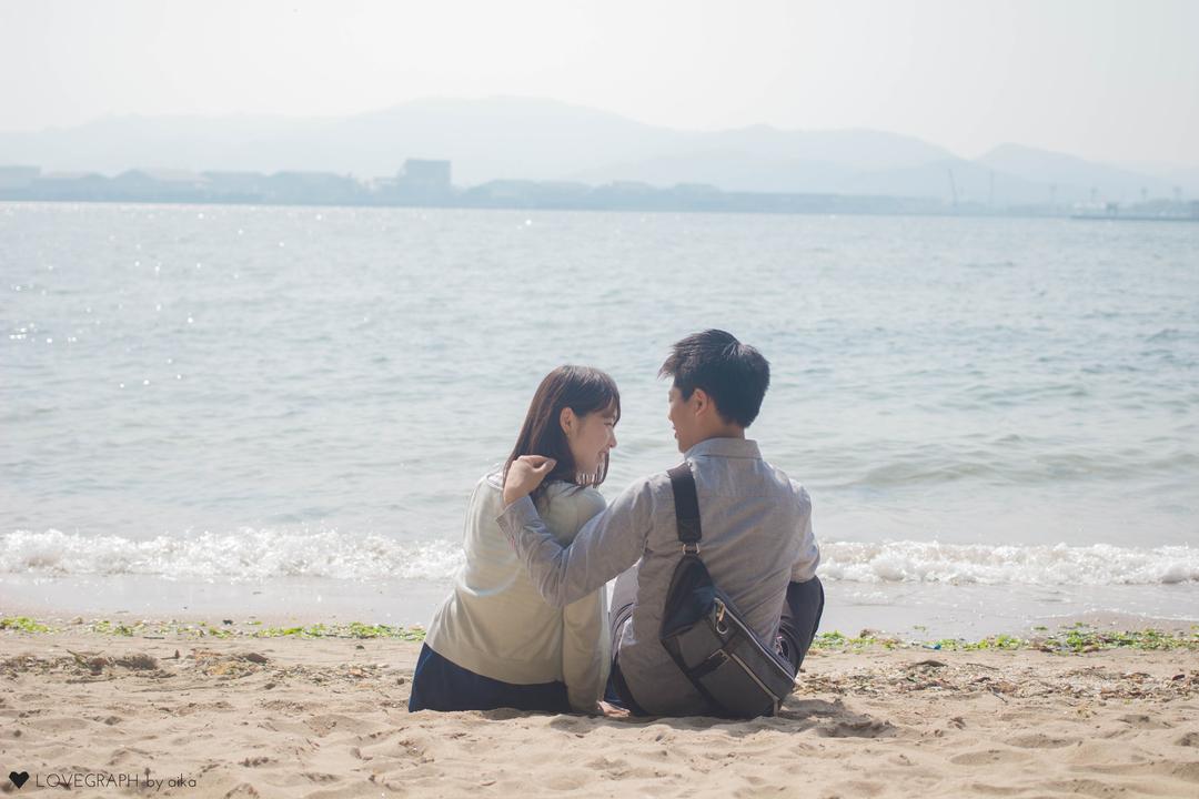 Ayako × Yasumasa | カップルフォト