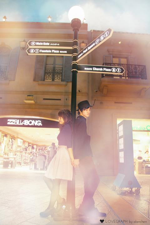 Junko × Tomohiro | カップルフォト