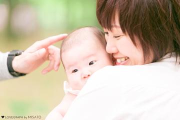 Chihiro × Takuya×Miyako | 家族写真(ファミリーフォト)
