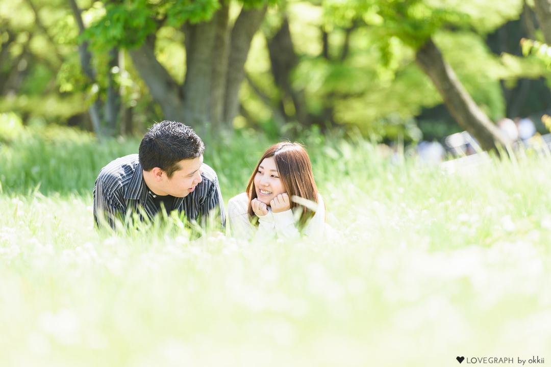 Yui × Takahiro | カップルフォト