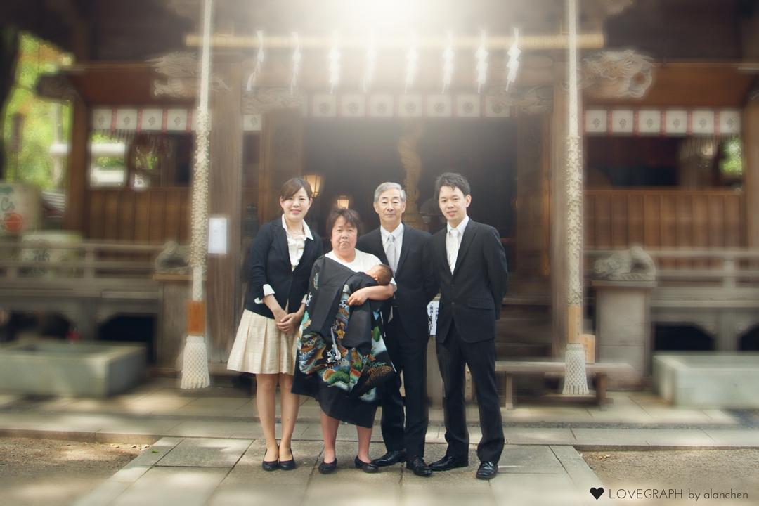Mariko × Hiroya | ファミリーフォト(家族・親子)