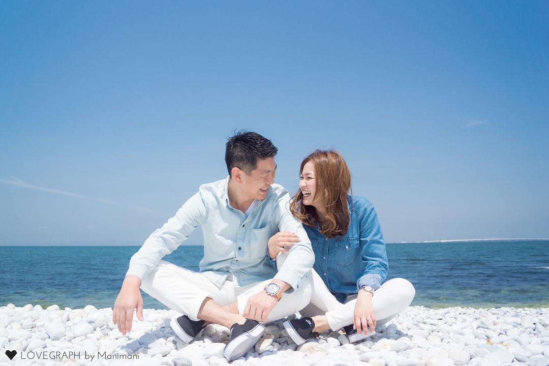 Mizue × Shouichi | 夫婦フォト