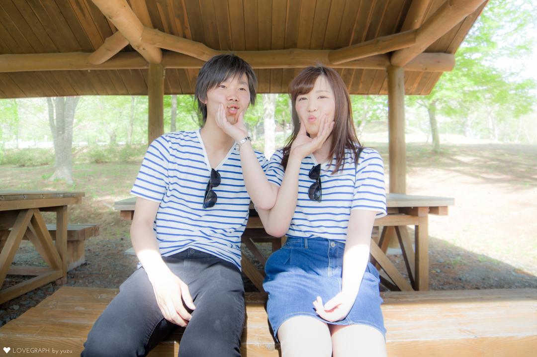 Junna × Yuya | カップルフォト