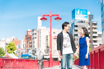 Yuki × Yasuhiro | 夫婦フォト