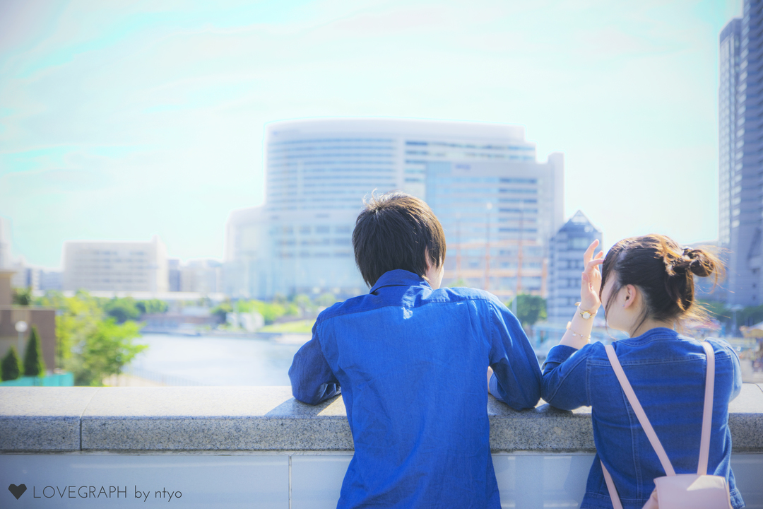Shinji × Maika | カップルフォト