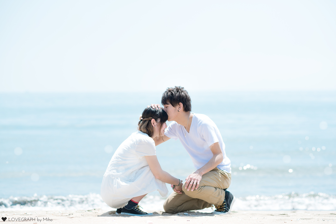 Miki × Yoshihiro | カップルフォト