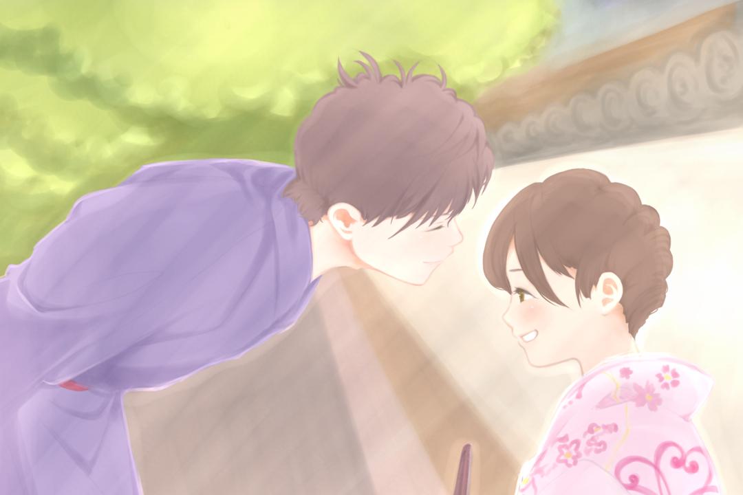 Kazuki × Mai   カップルフォト