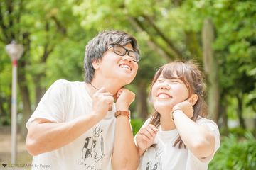 Hatsune × Toru | カップルフォト