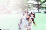 Kiyoko × Mizuki × Natsumi × Yui | ファミリーフォト(家族・親子)