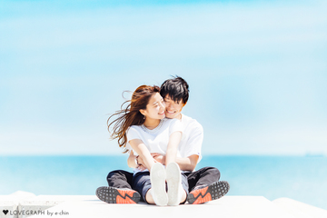 Shota × Yoko | カップルフォト
