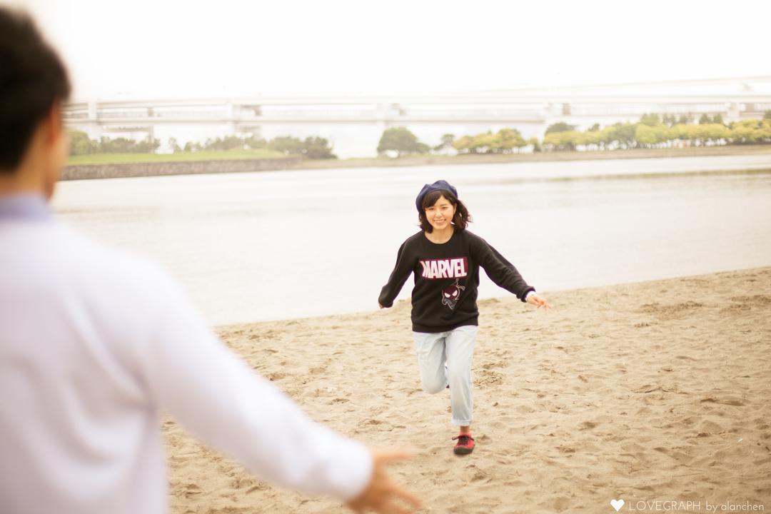 Haruka × Jiei   カップルフォト