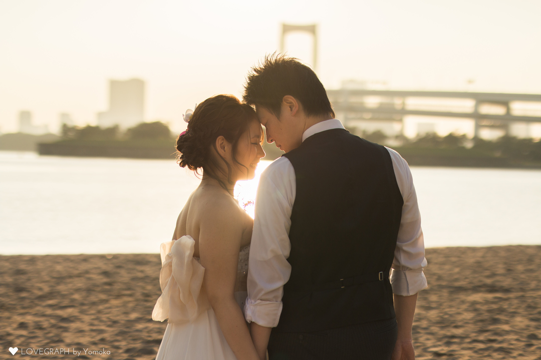 Shoko × Shuji | 夫婦フォト