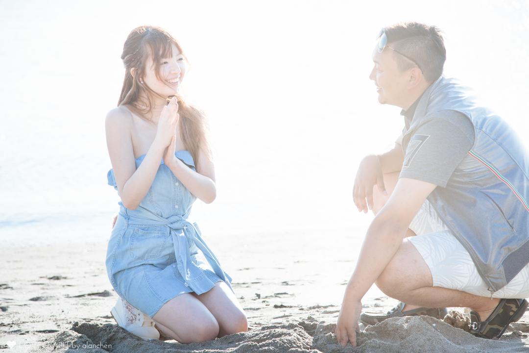 Taichi × Nanami | カップルフォト