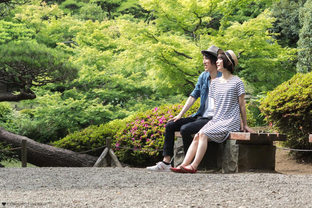 Tetsuya × Ayaka | カップルフォト