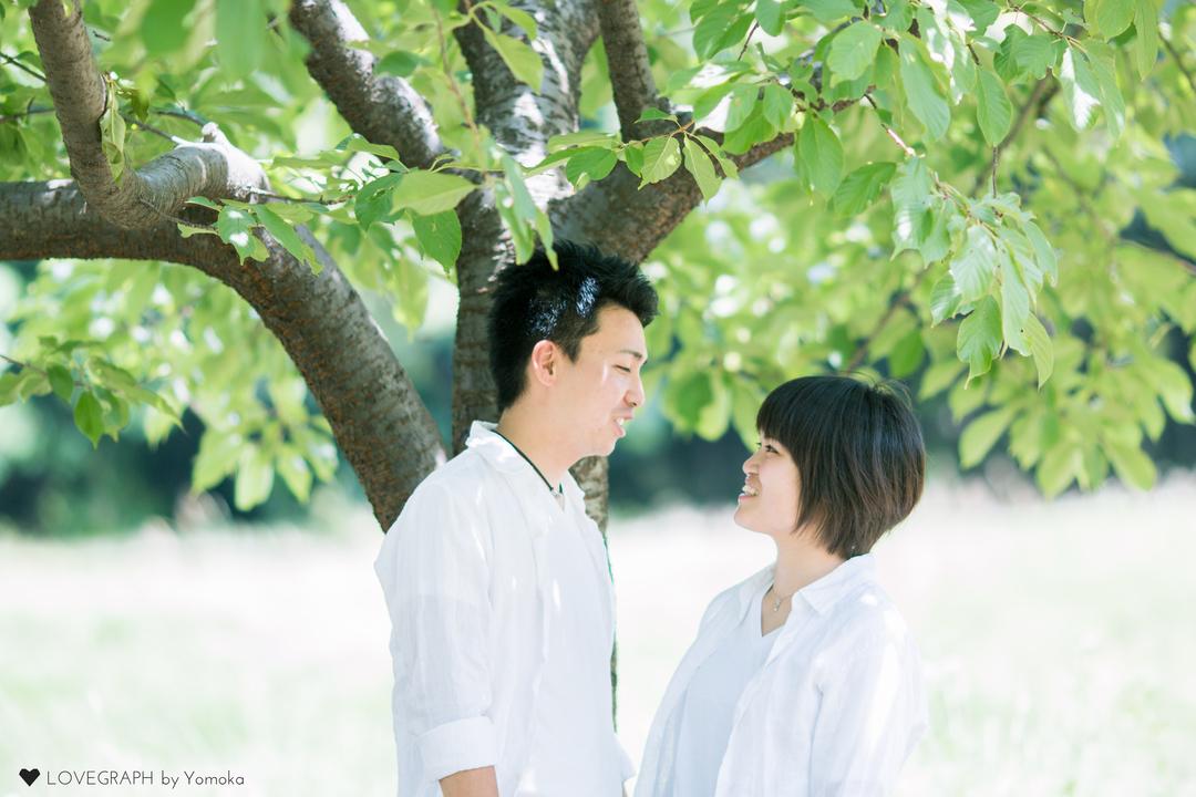 Saya × Tomoaki | カップルフォト
