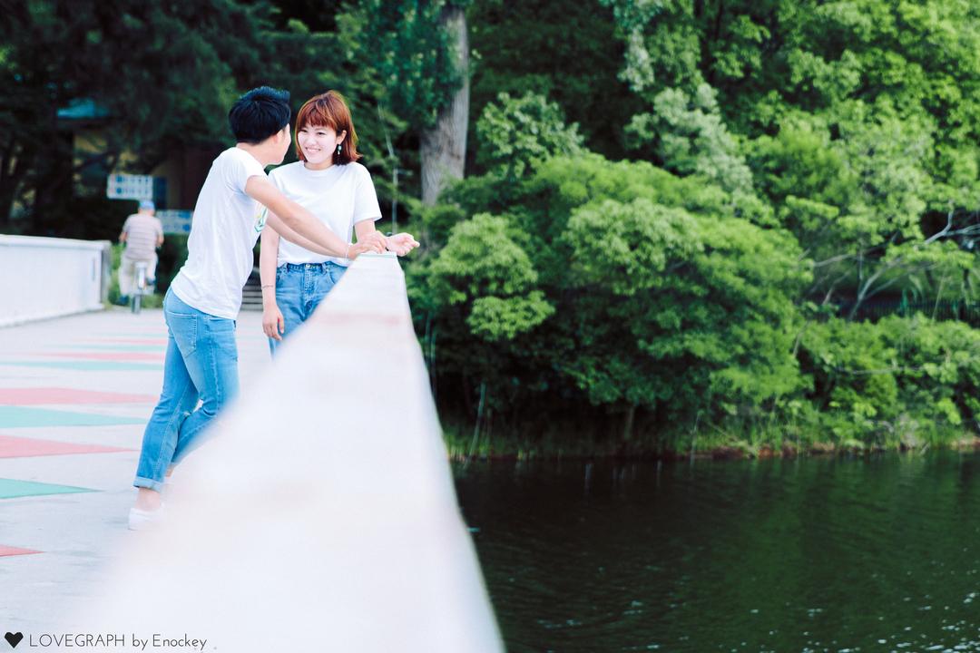 Shinga × Eri | カップルフォト