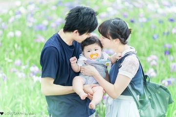 Erina × Eiji | 家族写真(ファミリーフォト)