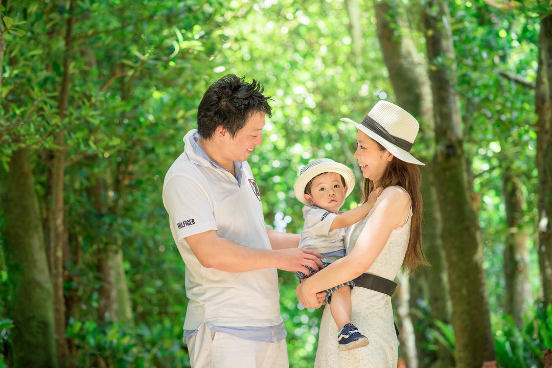 Akiko × Koki | 家族写真(ファミリーフォト)