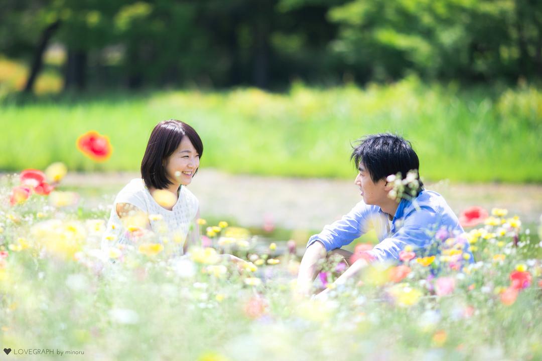Masatoshi × Makiko | カップルフォト
