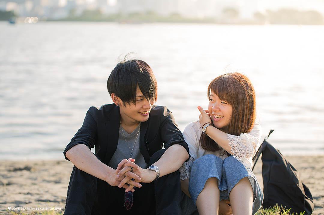 Asuka × Satoshi | カップルフォト