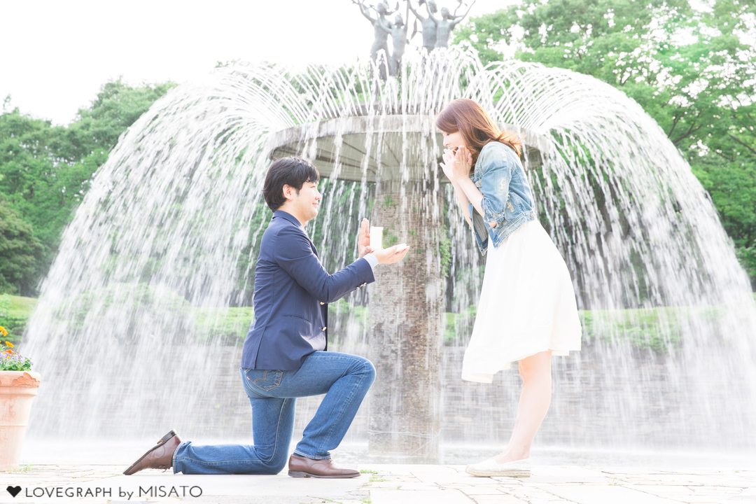 Mikiho × Hironari | 夫婦フォト