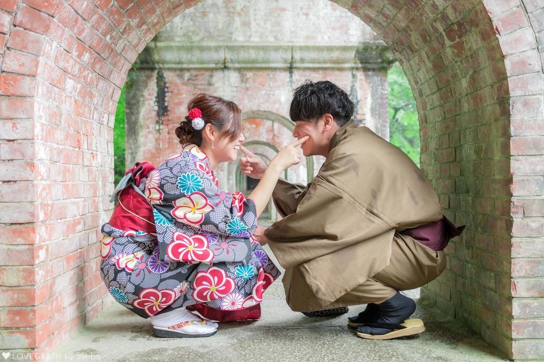 Hazuki × Takanori | カップルフォト