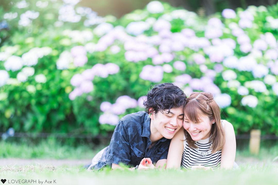 Shiori × Hironao   カップルフォト