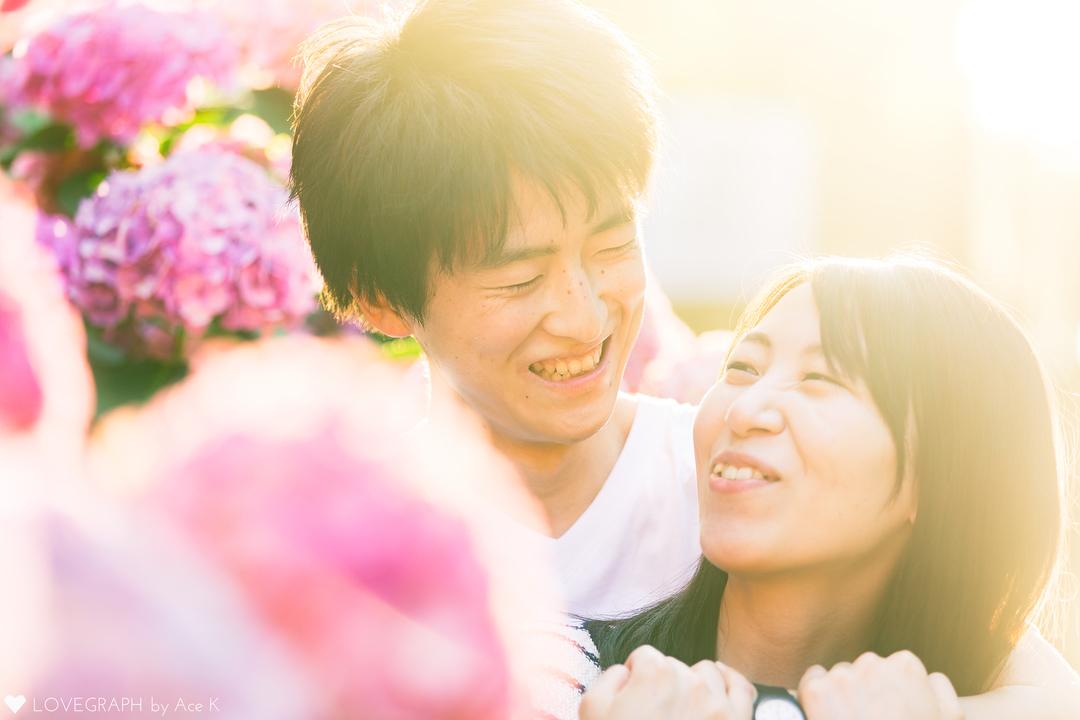 Rina × Mitsuyuki | カップルフォト