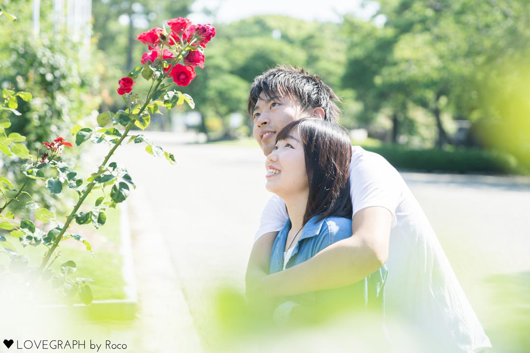 Saori × Riku   カップルフォト