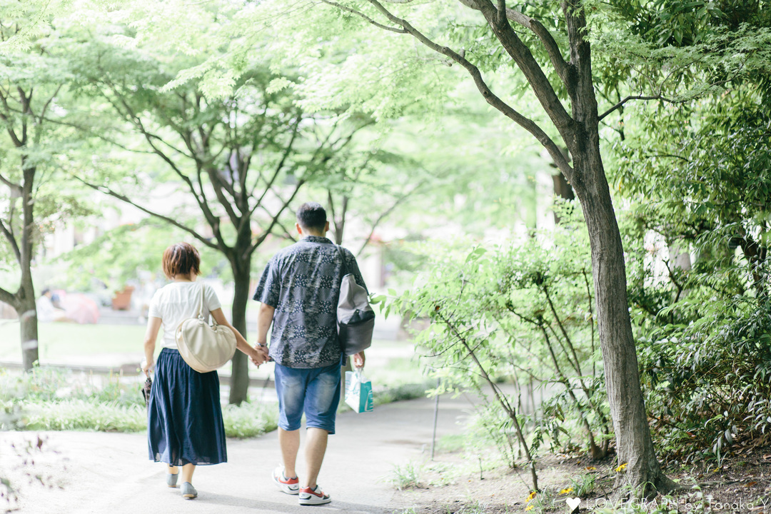 Rie × Masataka | カップルフォト