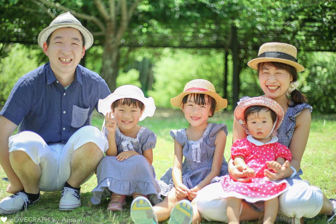 Takako × Kyosuke | 家族写真(ファミリーフォト)
