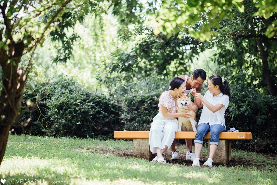 Reika × Family | 家族写真(ファミリーフォト)