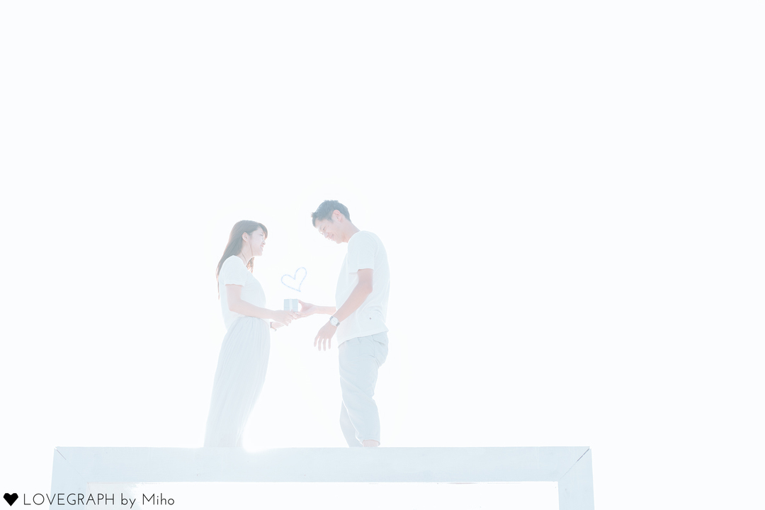Anna × Takeshi | カップルフォト