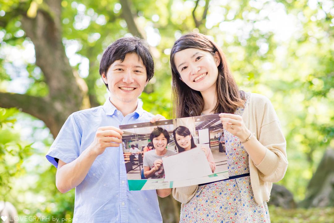 Takanori × Miho | 夫婦フォト