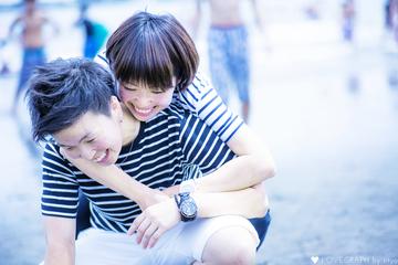 Sayaka × Nagisa | カップルフォト