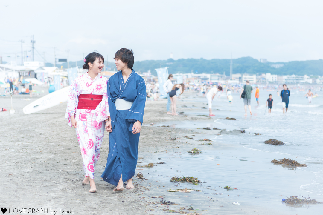 Hinata × Naoki   カップルフォト
